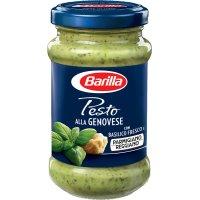 Pesto Alla Genovese Barilla 190gr(12 U) - 36114