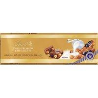 Chocolate Avellanas/pasas Lindt Oro 300 Gr(10 U) - 36309
