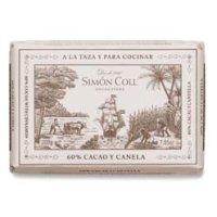 Chocolate Pedra 60%canyella S.coll200 Gr(20 U) - 36350