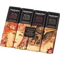 Chocolate Surtido Orig.cacao Amatller Pack-4 18 G( - 36379