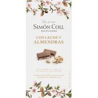 Chocolate Almendra Leche S.coll 100 G(10 U) - 36395