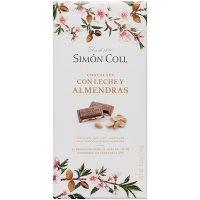 Chocolate Almendra 32% S.coll 200 Gr(15 U) - 36401