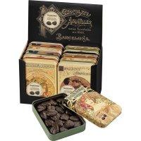 Xocolata Fulles 70% Amatller 60 Gr - 36413