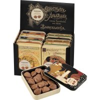 Chocolate Fulles Leche32% Amatller60 Gr(10 U) - 36414