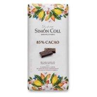 Chocolate 85% Cacao S.coll 85 Gr(10 U) - 36429