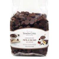 Chocolate Gotas 70%s.coll 500 Gr(12 U) - 36441