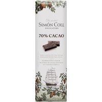 Chocolatina 70% Barco S.coll 25 G(14 U) - 36459