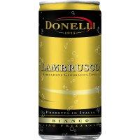 Lambrusco Donelli Blanco Lata - 3650