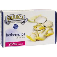 Berberechos 25/35 Ol120 Galica - 36503