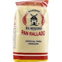 Pan Rallado El Molino 250 Gr - 36505