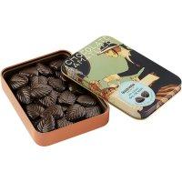 Chocolate Hojas 70% Sal Mar 60grx5 Latas - 36507
