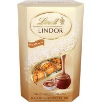 Chocolate Lindor Dulce Lech Cornet 200gr 859883 - 36519