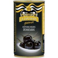 Aceituna Negra S/h Explanada 350gr - 36532