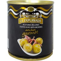 Olives Farcides Anxova Explanada 200gr - 36533