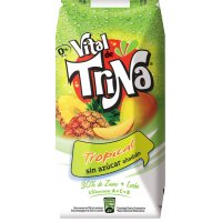 Vital Trina 330ml Tropical Brik - 3760