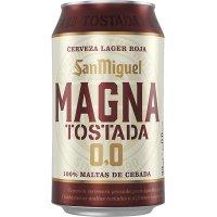 Magna 0,0 Roja Lata - 3767