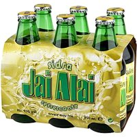 Sidra Jai Alai The Good Cider Bot 25cl P-4 - 3824