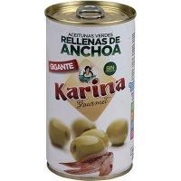 Olives Farcides Karina 300gr 240/260 - 40088