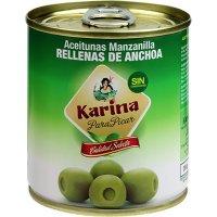 Olives Farcides Karina 200gr 180/200 - 40089