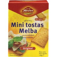 Tostadas Melba C/.28 P.100 Grs. - 40123