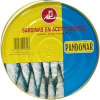 Sardinas Pandomar Aceite - 40210