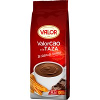 Chocolate En Polvo P/. 1 Kgs. Valor - 40250
