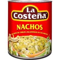 Jalapeños Nachos 6/2800 Grs. - 40292