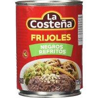 Frijoles Negros Refritos 560gr (12 U) - 40296