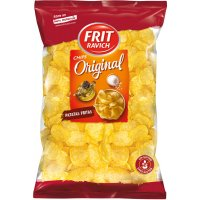 Patates Chips 6 Bosses 500gr - 40336