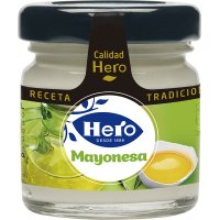 Mayonesa Hero Frasco 35 Gr - 40426