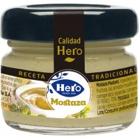 Mostaza Hero Dijon 38 Ml - 40430