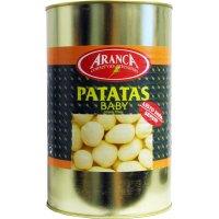 Patatas Baby Aranca 4250 Gr - 40710
