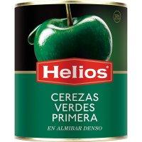 Cereza Confitada Verde Helios 1kg - 40940