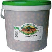 Aceitunas Eurogourmet Aloreña Cubo 9kg - 41202
