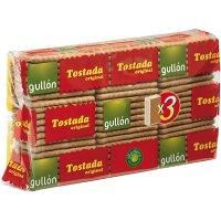 Galletas Tostadas Pack 4 800 X 14 Gullon (1 U - 41301