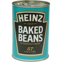 Alubias Backed Beans Heinz 500gr - 41577