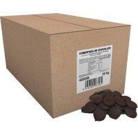 Cobertura Negra Gotes Nestle 10 Kg - 41676