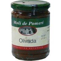 Olivada Molí De Pomerí 400gr - 41822