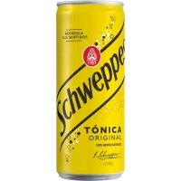 Schweppes Lata Tónica - 420