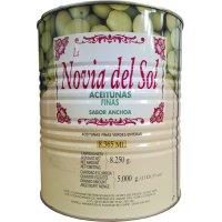 Aceitunas Manz Perdigon Novia Del Sol 5kg - 42003