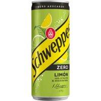Schweppes Lata Limón Spirit - 421
