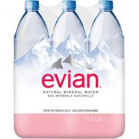 Evian 1250 Pack - 4214