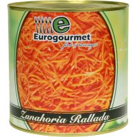 Zanahoria Rallada Eurogourmet 3kg - 42306