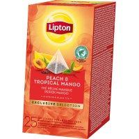 Melocotón Mango Lipton 25 Sobres Piramide - 42325