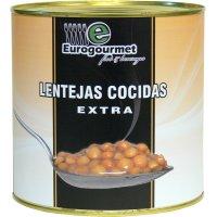 Llenties Cuites 3kgs Eurogourmet 3kg - 42334