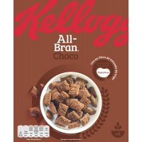 All Bran Choco 450gr Kellogg's - 42431