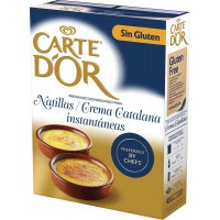Natillas Crema Catalana 516 Gr Carte D'or - 42453