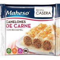 Canelon Carne Bechamel Maheso 300gr - 42551