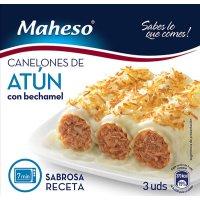 Canelon Atun Bechamel Maheso 300gr - 42552