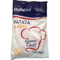 Patata Prefrita 3/8 Maheso 2,5kg - 42560